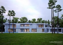Проект дома LK&1104