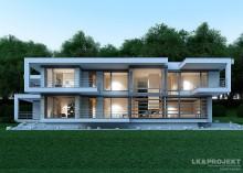 Проект дома LK&1105