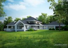 Проект дома LK&1106