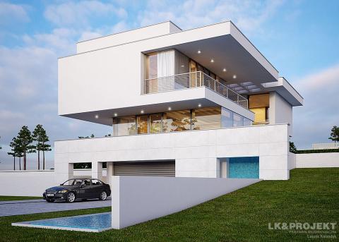 Проект дома LK&1110