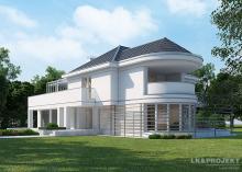 Проект дома LK&1114