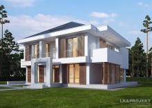 Проект дома LK&1115