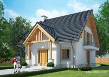 Проект дома LK&1119