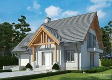 Проект дома LK&1120