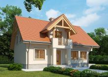 Проект дома LK&1122