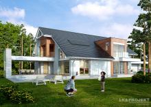 Проект дома LK&1134