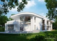 Проект дома LK&988