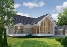 Проект дома LK&992
