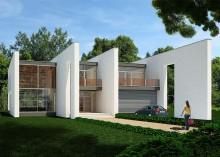 Проект дома LK&993