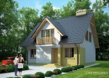 Проект дома LK&996