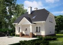 Проект дома LK&997