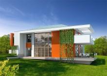 Проект дома LK&1000