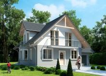 Проект дома LK&1001