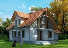 Проект дома LK&1003