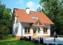 Проект дома LK&1015