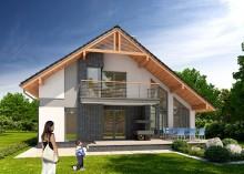 Проект дома LK&1018