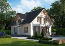 Проект дома LK&1024