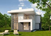 Проект дома LK&1031