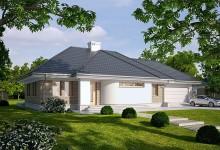 Проект дома LK&1032