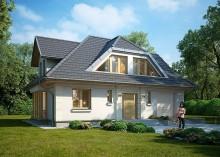 Проект дома LK&1035
