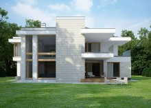 Проект дома LK&1037