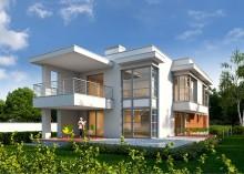 Проект дома LK&1040