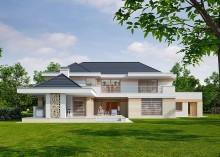 Проект дома LK&1041