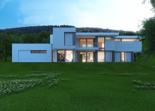 Проект дома LK&1047
