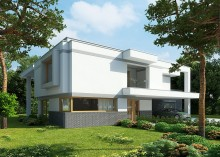Проект дома LK&1050