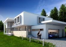 Проект дома LK&1052