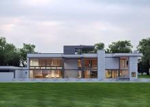 Проект дома LK&1055