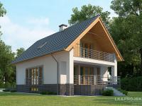 Проекты недорогих домов до 120 м2