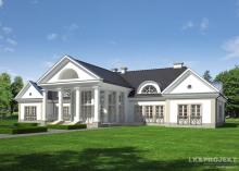 Проект резиденции LK&1126