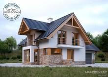 Проект дома LK&1130
