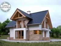 Проекты небольших домов до 160 м2