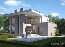 Проект дома LK&1131 двухэтажного