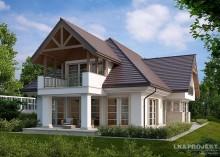 Проект дома LK&1152