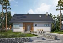 Проект дома LK&1177