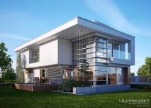 Проект дома LK&1137