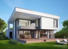 Проект дома LK&1141 двухэтажного