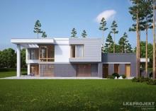 Проект дома LK&1142
