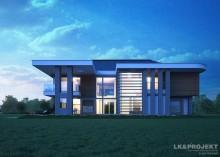 Проект дома LK&1133