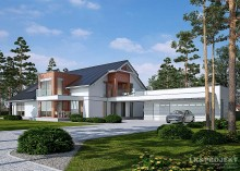 Проект дома LK&1123