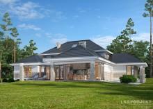 Проект дома LK&1155