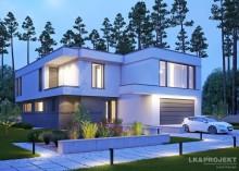 Проект дома LK&1206