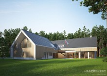 Проект дома LK&1162