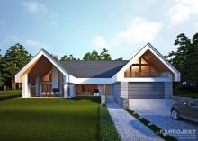 Проект дома LK&1165