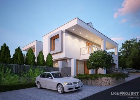 Проект дома LK&1092
