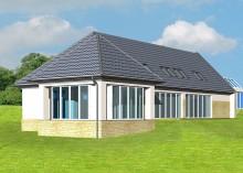 Проект дома LK&570