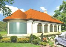 Проект дома LK&45